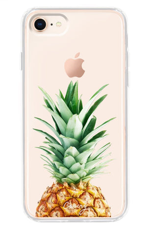The Casery PINEAPPLE TOP IPHONE 8 CASE - Fashion Landmarks