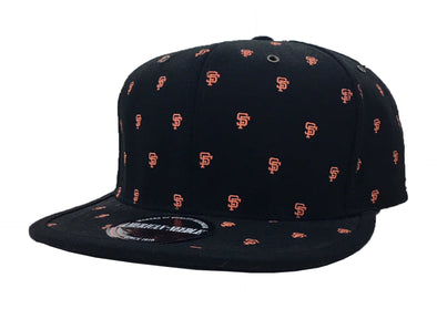 American Needle San Francisco Giants Maestro Strapback Hat - Fashion Landmarks
