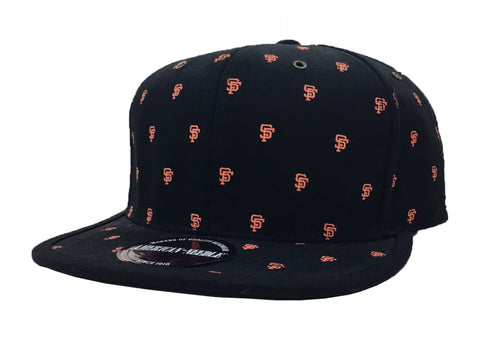 American Needle San Francisco Giants Maestro Strapback Hat