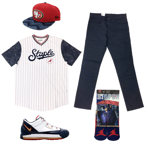 Nike Zoom Lebron 3 Outfit