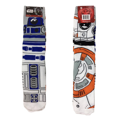Disney Starwars Socks 2 Pairs - Fashion Landmarks