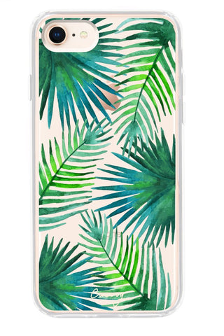 The Casery PALM LEAVES IPHONE 8 CASE - Fashion Landmarks