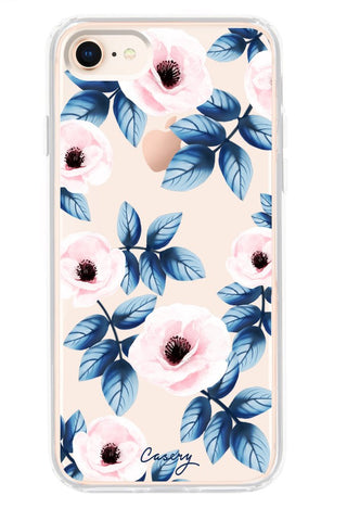 The Casery BLUSH FLORAL IPHONE 8 CASE - Fashion Landmarks