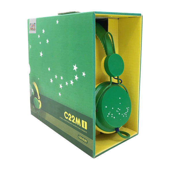 Coloud Brazil Headphones - Fashion Landmarks