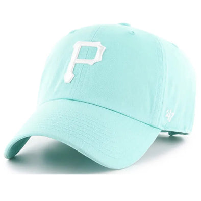 47 Brand Pittsburgh Pirates Clean Up Mint Dad Hat