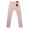 Octagon Pink Slim Jean - Fashion Landmarks