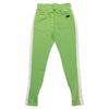 Huge Single Strip Track Pant (Lime/White) - Fashion Landmarks