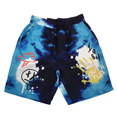 Rebel Minds Flex Board Short (Blue)