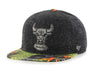 47 Brand Miramar '47 CAPTAIN Chicago Bulls Snapback Hat - Fashion Landmarks