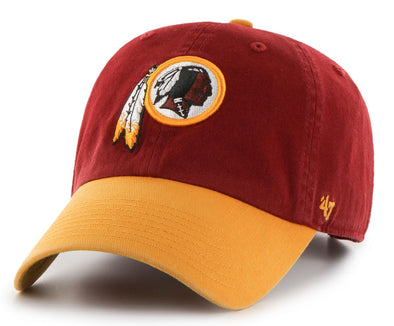 47 Brand Washington Redskins Dad Hat - Fashion Landmarks