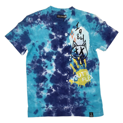 Rebel Minds Flex Tee (Blue)