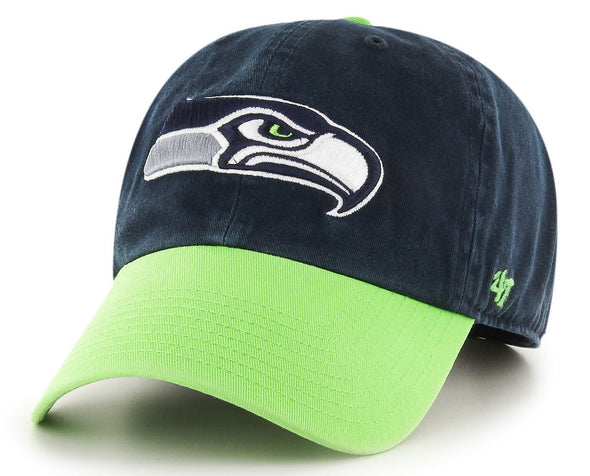 47 Brand Seattle Seahawks Dad Hat - Fashion Landmarks