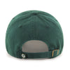 47 Brand Green Bay Packers Clean Up Dad Hat - Fashion Landmarks