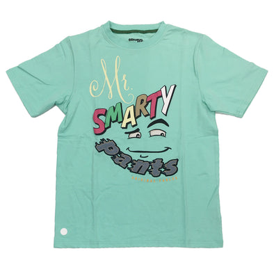 Original Fables Mr. Smarty Tee (Teal)