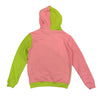 Genuine Embroidered Hoodie (Lime)