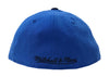 Mitchell & Ness Oklahoma City Thunder XI Logo 2 Tone Fitted Hat - Fashion Landmarks