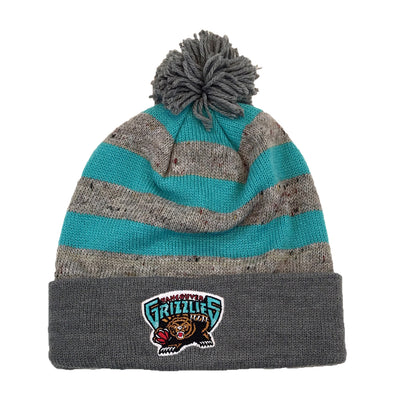 Mitchell and Ness NBA Vancouver Grizzles Beanie - Fashion Landmarks