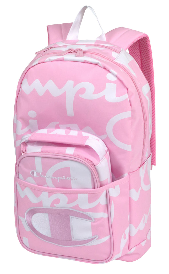 YOUTH SUPERCIZE BACKPACK W/REMOVABLE LUNCH KIT - Fashion Landmarks