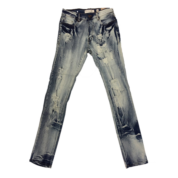 Evolution Ripped Jean (Light Tint)
