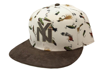 American Needle Headwater - New York Black Yankees Strapback Hat - Fashion Landmarks