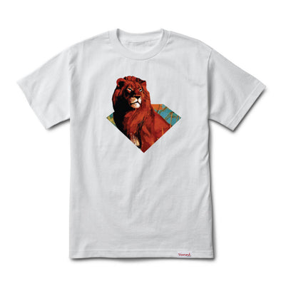 Diamond Supply Africa TEE (White) - Fashion Landmarks