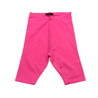 Red Fox Women's Biker Short (Neon Pink) - Fashion Landmarks