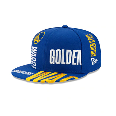 New Era Golden States Warriors Snapback Hat - Fashion Landmarks