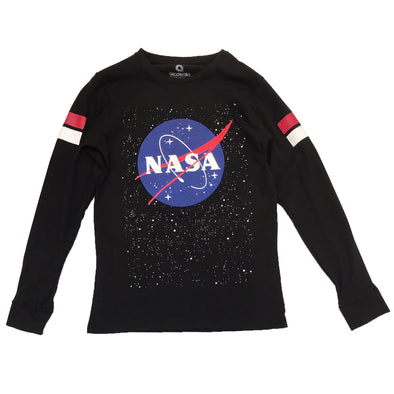 Akademiks Nasa Long Sleeve Tee - Fashion Landmarks