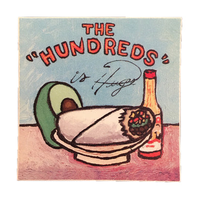 The Hundreds Lifestyle Sticker