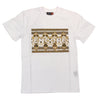 Huge Encore Embossed Tee (White)