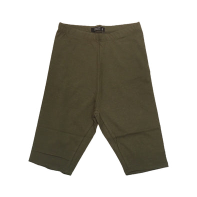Red Fox Women's Biker Short (Olive) - Fashion Landmarks
