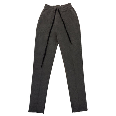 Octagon Tech Fleece Pant (Charcoal) - Fashion Landmarks