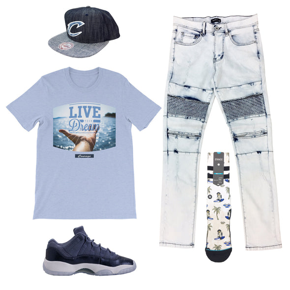 Air Jordan 11 Low GG Outfit - Fashion Landmarks