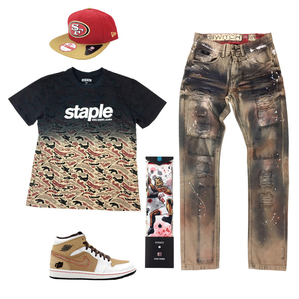 Air Jordan 1 Father's Day Pack Outfit - Fashion Landmarks