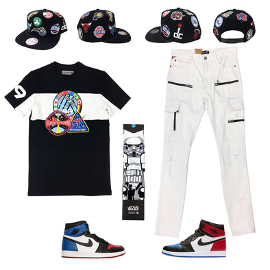 Air Jordan 1 Top 3 Outfit - Fashion Landmarks