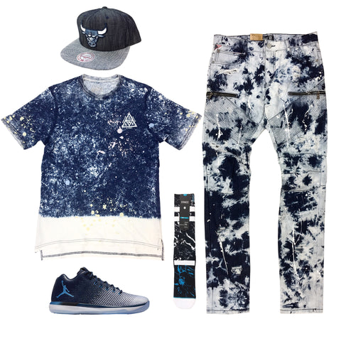 Air Jordan 31 Low Midnight Navy Outfit - Fashion Landmarks