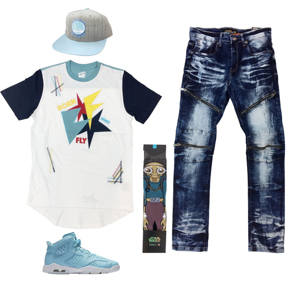 Air Jordan 6 GG Outfit - Fashion Landmarks