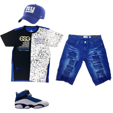 Air Jordan 6 Rings Outfit - Fashion Landmarks
