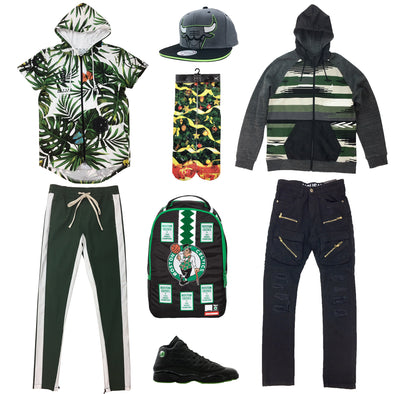 Air Jordan 13 Retro Altitude Outfit - Fashion Landmarks