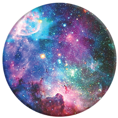 Blue Nebula PopSockets - Fashion Landmarks