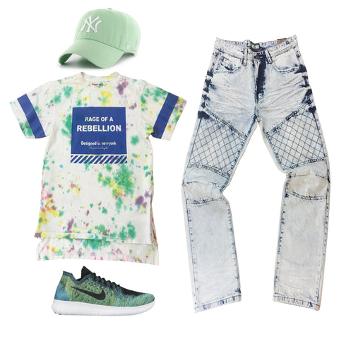 Nike Free RN Flyknit Outfit