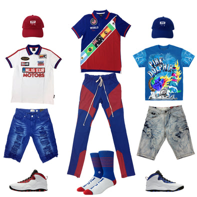 Air Jordan 10 Retro Russell Westbrook Class of 2006 Outfit - Fashion Landmarks