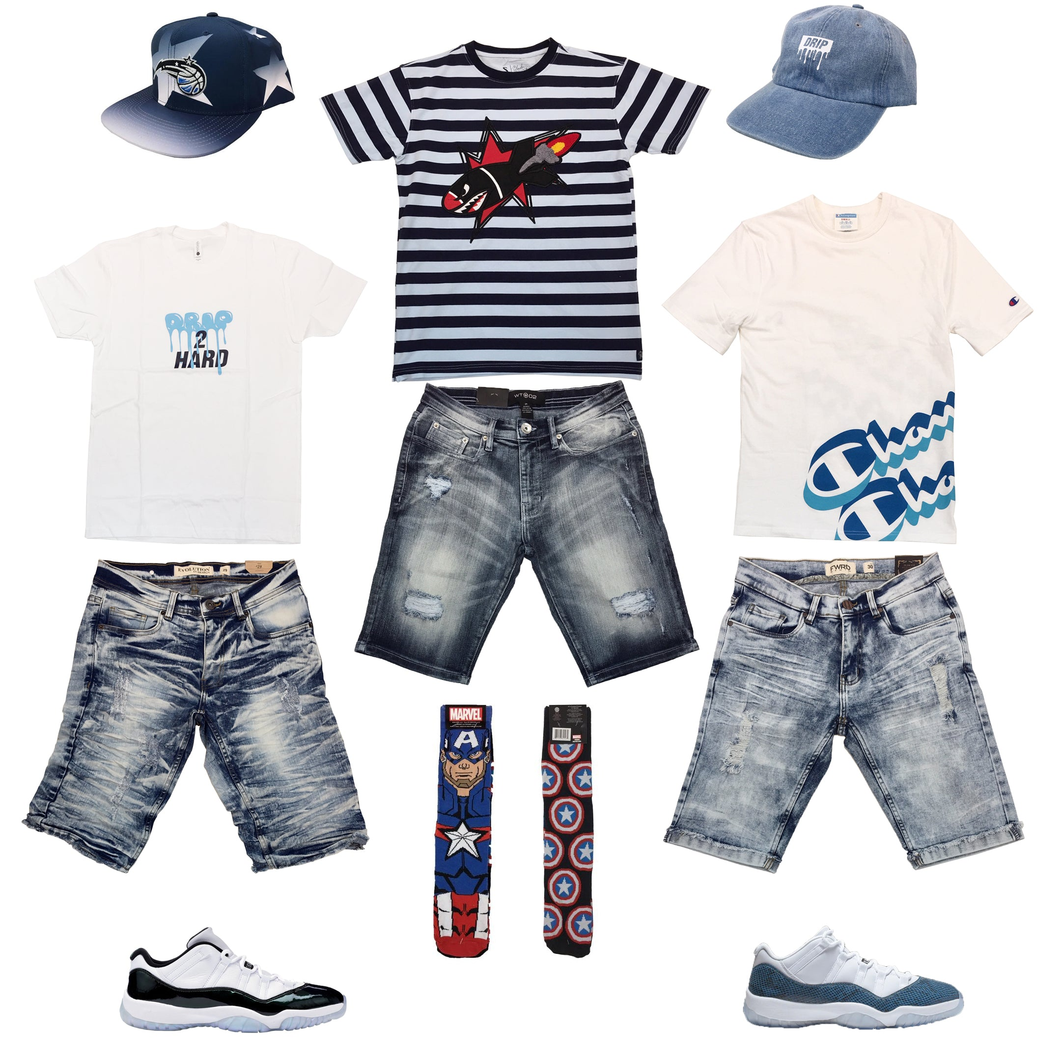 outfits to go with jordan 11