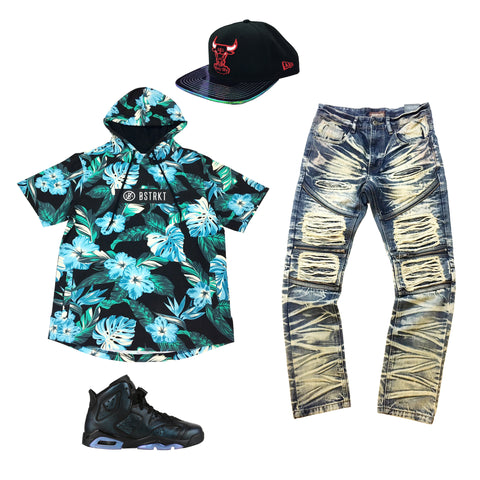 Air Jordan Retro 6 Outfit - Fashion Landmarks