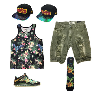Nike Lebron 10 Low Championship Pack Outfit - Fashion Landmarks