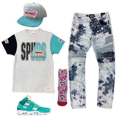 Nike Air Trainer SC High Atlanta Olympics Outfit - Fashion Landmarks