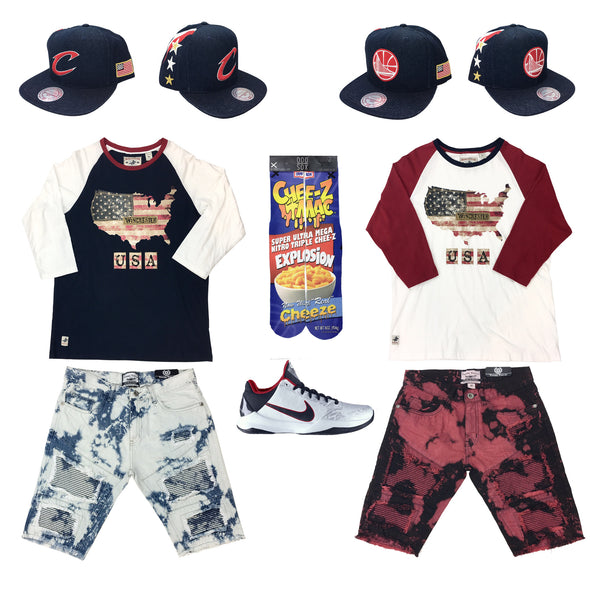 Nike Zoom Kobe 5 United We Rise Outfit - Fashion Landmarks
