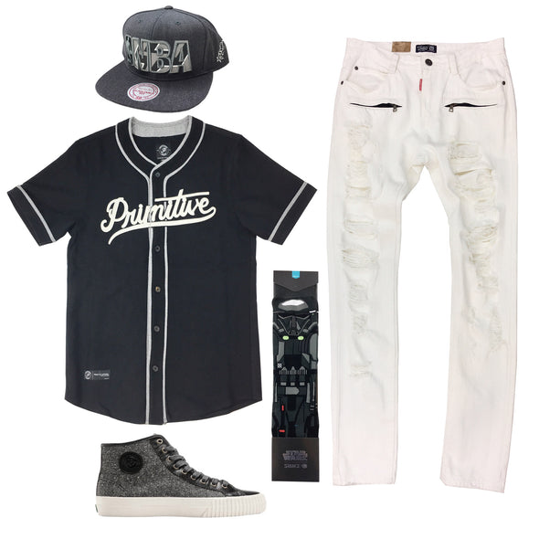 PF Flyers Center Hi Outfit - Fashion Landmarks