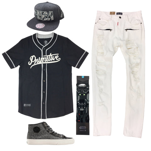 PF Flyers Center Hi Outfit