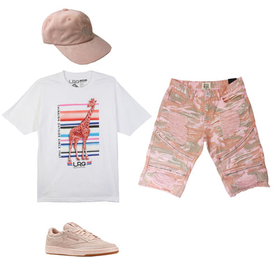 Reebok Club 85 TG Outfit - Fashion Landmarks